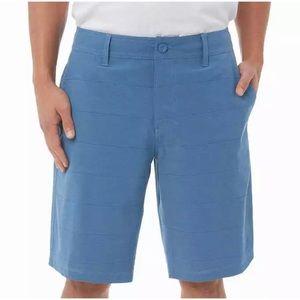 NWT Hang Ten Hybrid Shorts VALLARTA BLUE  SIZE 40